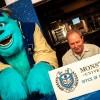 Monstrous Morning Meet-Up at Pecos Bill's at Magic Kingdom Park