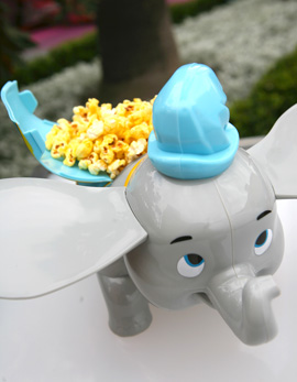 Who Can Resist Disney Parks Popcorn?