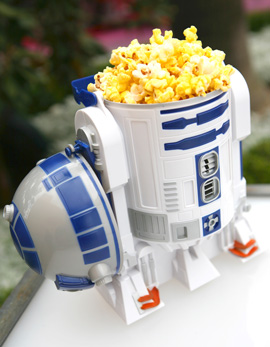 R2-D2 Popcorn Bucket at Disney Parks