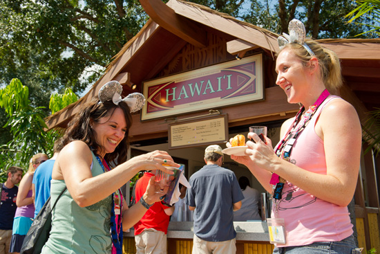 Scotland, the Newest Marketplace for 2013 Epcot International Food & Wine Festival