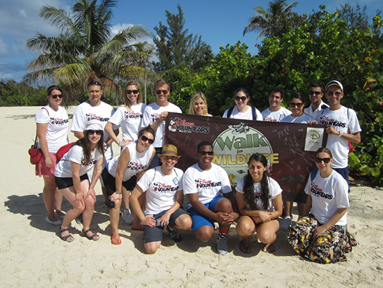 Disney Cruise Line Engages Guests & Crew in Annual 'Walk for Wildlife'