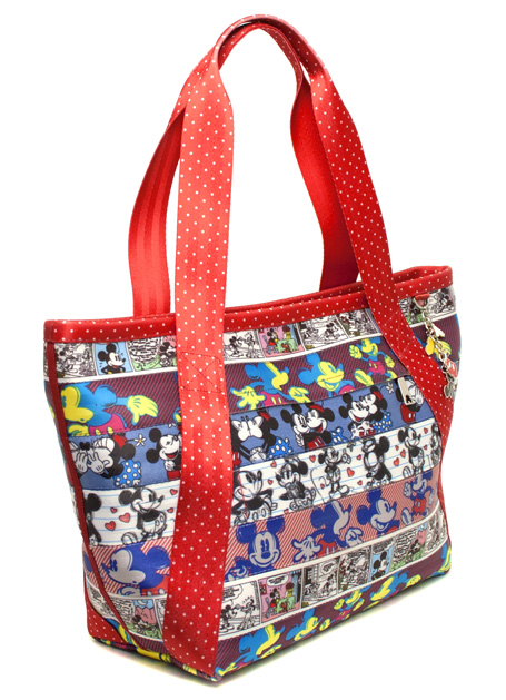 HARVEYS Patchwork Seatbeltbag at Elias &#038; Co. at Disney California Adventure Park