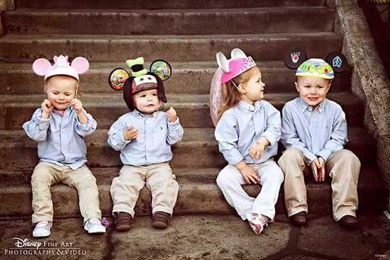 Book a Family Portrait Session with Disney Fine Art Photography &#038; Video and Receive a Magical Mothers Day Gift Proclamation