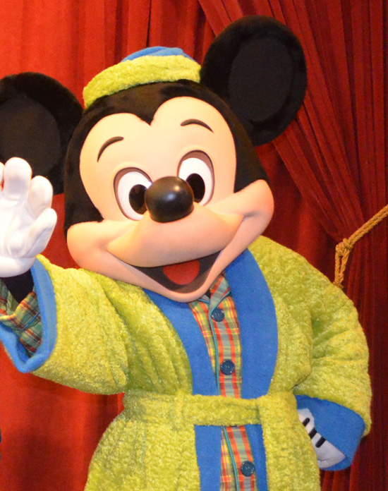 Wrapping Up the Monstrous 24-Hour 'All-Nighter' with Mickey Mouse