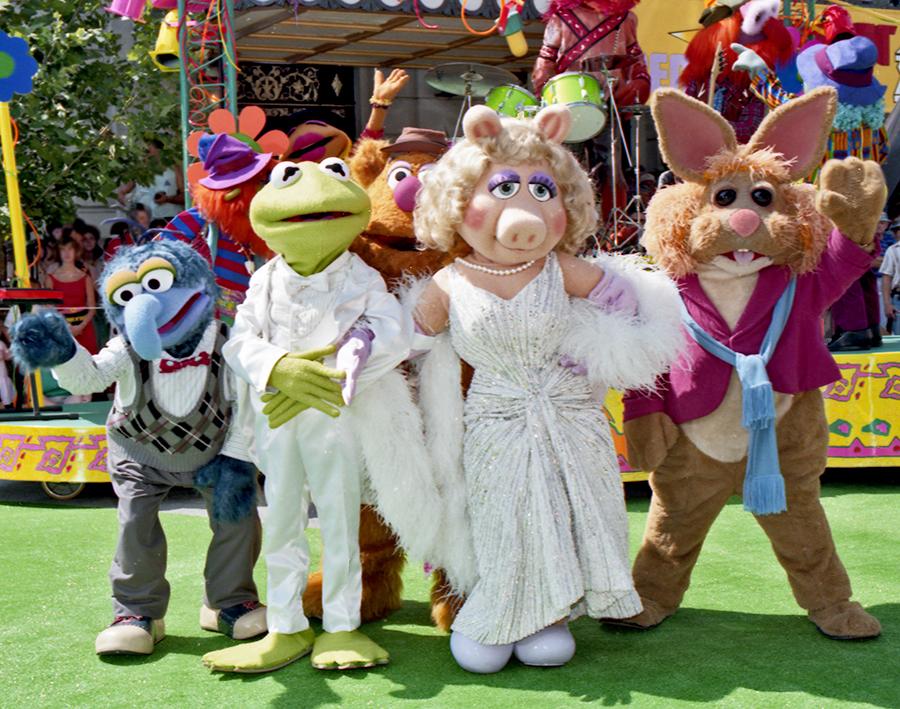 Vintage Walt Disney World: Muppet*Vision 3D Rolls Out the ...