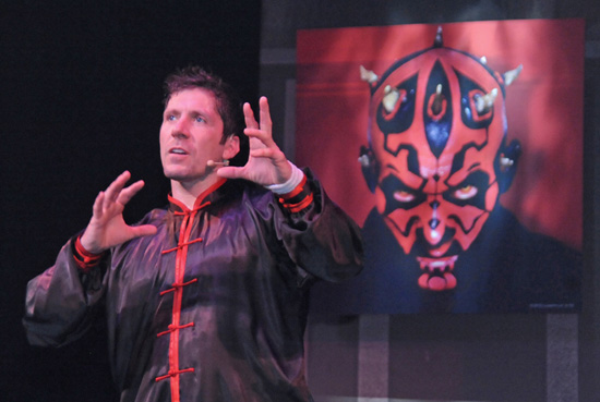 Ray Park Will Perform His One-Man Show, 'A Visit to the Maul,' at Star Wars Weekends 2013