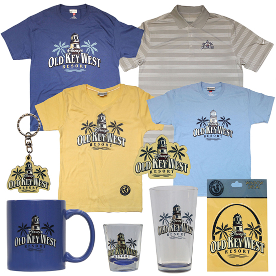 A Lighthouse Representing Disney's Old Key West Resort Inspires New Merchandise Arriving This Summer at Disney Parks