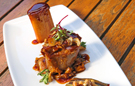 A Four-Course Dinner at the Golden Vine Winery in Disney California Adventure Park will Feature Tender Braised Osso Buco