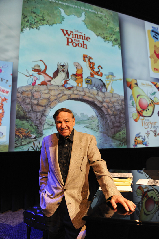 Richard M. Sherman Will Perform 'The Disney Songbook' with Alan Menken at the D23 Expo