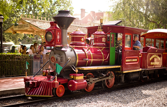 Meet the Steam Engines of the Disneyland Railroad: Ernest S. Marsh