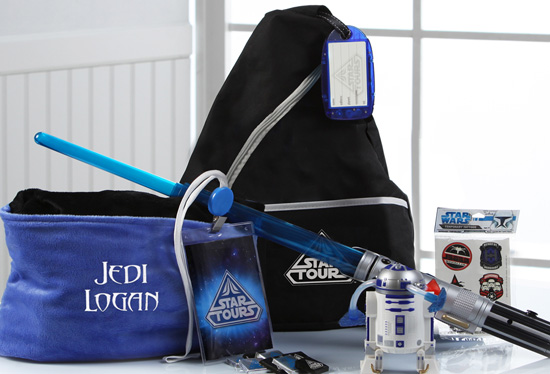 New Star Tours Gift Preps Young Jedis for Departure at Disney Parks