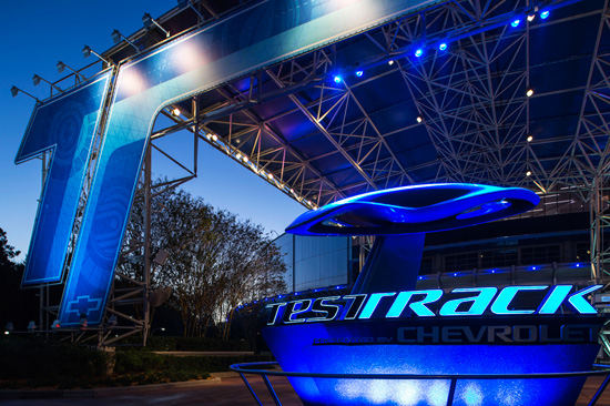 Behind the Scenes: Recording the Soundtrack for Test Track Presented by Chevrolet at Epcot