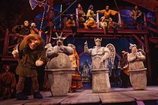Disney's The Hunchback of Notre Dame - A Musical Adventure at the Backlot Theater at Disney's Hollywood Studios