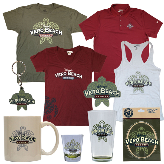 A Turtle Representing Disney's Vero Beach Resort Inspires New Merchandise Arriving This Summer at Disney Parks