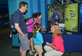 Learn About Turtles and Test Your Knowledge on Endangered Species Day at The Seas at Epcot and Disney's Animal Kingdom