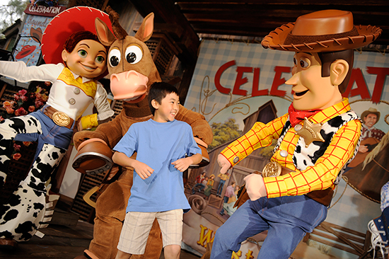 Dont Miss Woodys All-American Roundup This Summer at Disneyland Park