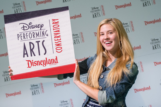 Disney Performing Arts Conservatory 'Shakes It Up'