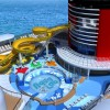 Disney Cruise Line Gave a Look at the Disney Magic's New AquaLab, a Brand-New Water Play Area for Kids