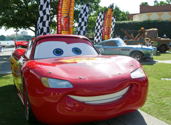 Cruise Over to Car Masters Weekend at Downtown Disney This Father's Day