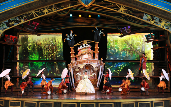 By the Numbers: 'Mickey and the Magical Map' at Disneyland Park