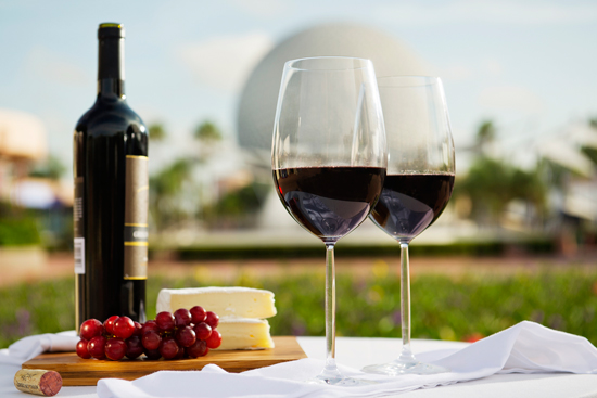 Premium Event Reservations Open Aug. 13 for this Year's Epcot International Food & Wine Festival at Walt Disney World Resort