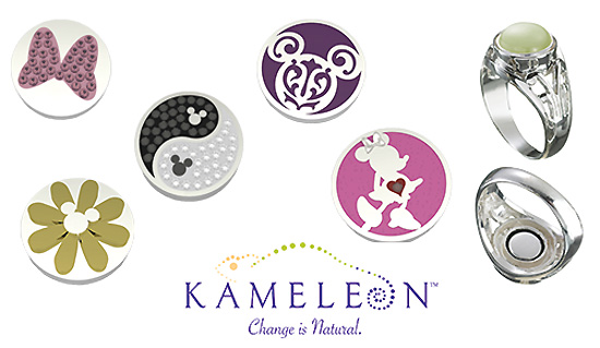 Kameleon Jewelry On-Hand at Tren-D in Downtown Disney Marketplace in July