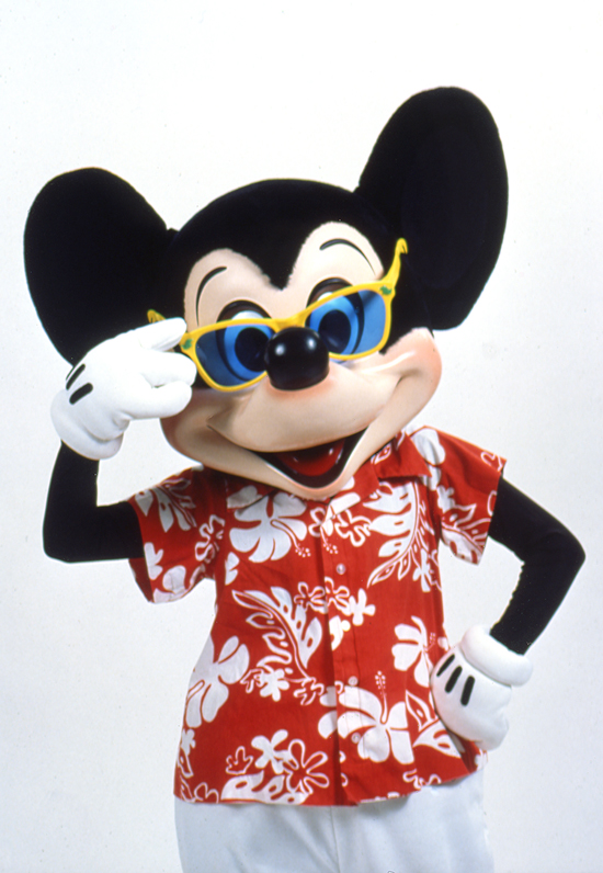 It's National Sunglasses Day and Mickey Mouse is Ready to Celebrate