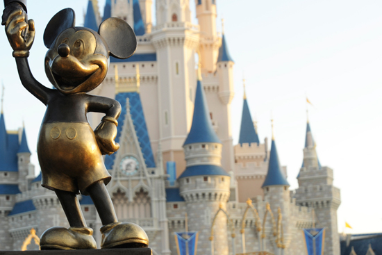 The Partners Statue at Magic Kingdom Park at Walt Disney World Resort