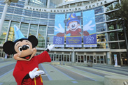 The 2013 D23 Expo at the Anaheim Convention Center
