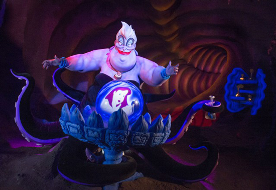 Pat Carroll Recently Visited New Fantasyland at Magic Kingdom Park to Try Out the New Attraction, Under the Sea ~ Journey of The Little Mermaid