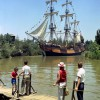 Sailing Ship Columbia Debuts at Disneyland Park 55 Years Ago This Week