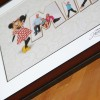 Disney Fine Art & Photography Releases New One-of-a-Kind Disney Letter Art Portraits