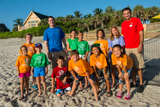 Sea Turtles, Facing Monstrous Challenges, Return to the Sea Cheered On by Disney's Vero Beach Resort Guests and Cast Members, Including the Local Boys & Girls Club