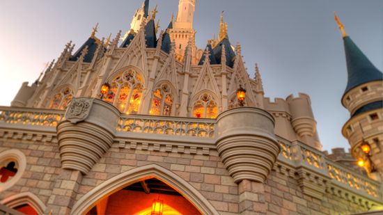 Enter Cinderella's Fantasy Sweepstakes To Win a Walt Disney World Resort Vacation, Including One Night in the Cinderella Castle Suite