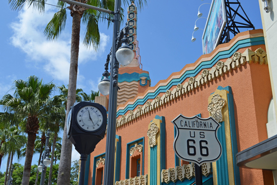 his week's mystery image is from Disney's Hollywood Studios