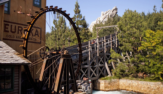 Grizzly Peak at Disney California Adventure Park at Disneyland Resort
