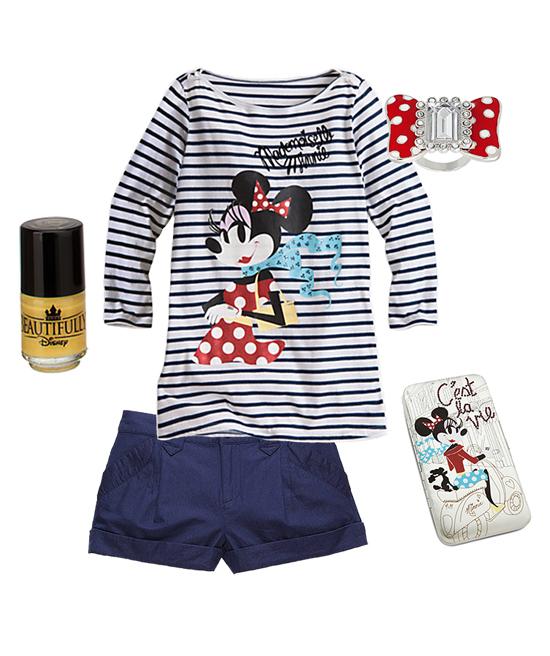 Disney Style Snapshots: Vive La France