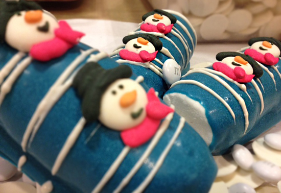 Special Holiday Sweets for 'Limited Time Magic' Christmas in July Week at the Disneyland Resort, Featuring the Winter Wonderland