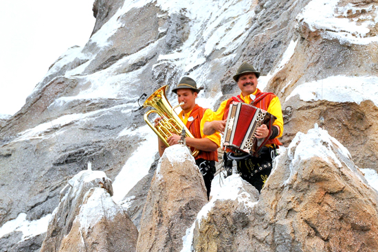 'Limited Time Magic' Brings Alpine Musicians Back to the Majestic Matterhorn at Disneyland Park