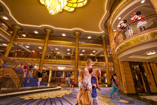 Travel + Leisure Readers Name Disney Cruise Line No. 1 for Families