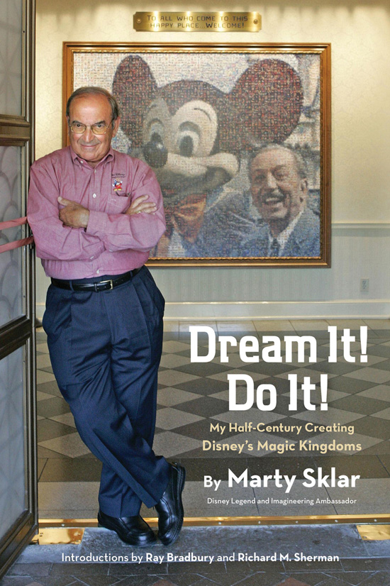 'Dream It! Do It!: My Half-Century Creating Disney's Magic Kingdoms' from Disney Publishing Worldwide