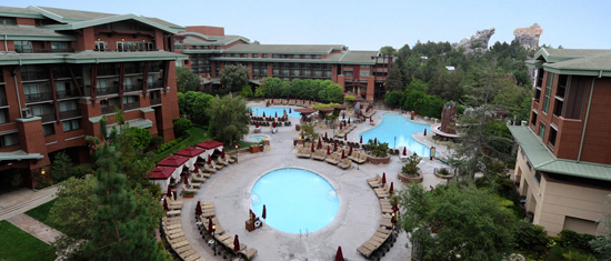 Disneyland Resort Hotel Guests Enjoy More Fun in the Sun with Summer Pool Parties