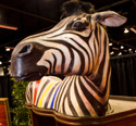 Zebra Bar, One of the Silent Auction Lots at the 2013 D23 Expo