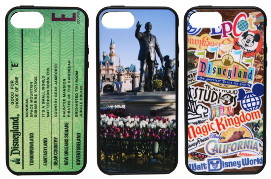 iPhone 4/4S/5 Cases, Including the Partners statue at Disneyland Park