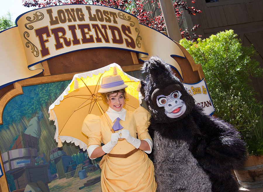 Jane & Turk return to Disneyland Park for 'Limited Time Magic'