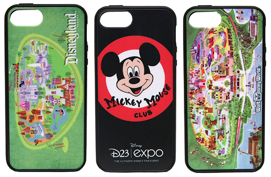 Disneyland Resort, Mickey Mouse Club and Walt Disney World iPhone 4/4S/5 D Tech On Demand Cases