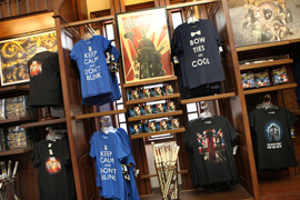 'Doctor Who'-Inspired T-Shirts