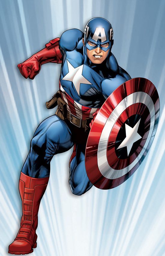 Captain America Coming to the Disney Magic