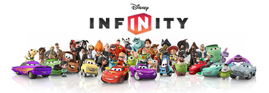 Bring Your Favorite Disney Characters to Life with Disney Infinity, Coming to Disney Parks