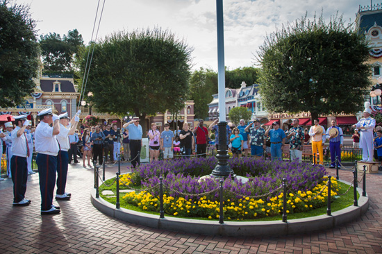 Disneyland Resort Honors Medal of Honor Recipient Jay R. Vargas